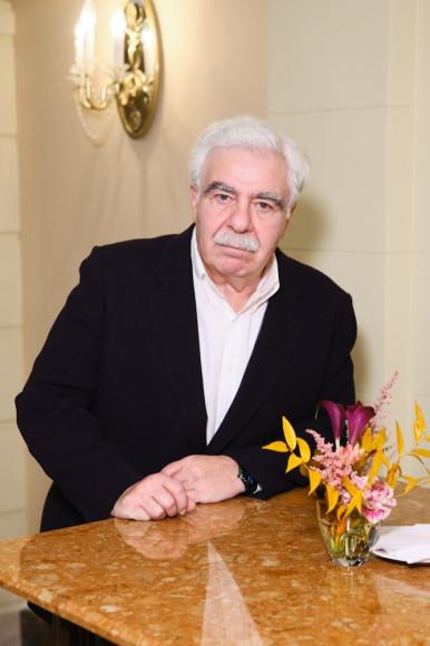 Давид Смелянский, генеральный продюсер Crescendo