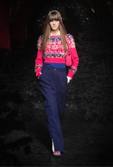 Chanel, осень-зима 2021/22