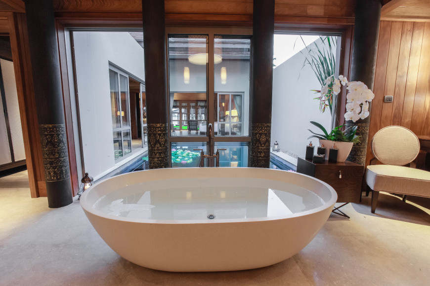 Ванна на вилле(ANI Private Resorts Thailand)