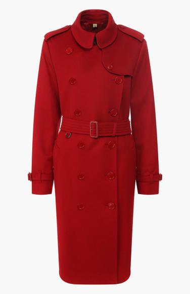 Пальто Burberry (ЦУМ), 175 000 руб.