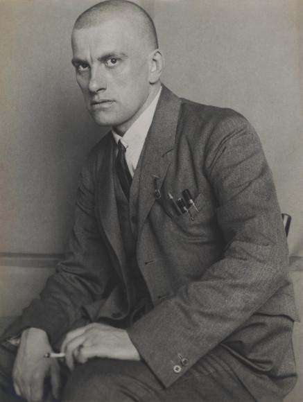 Александр Родченко. «Поэт Владимир Маяковский», 1924