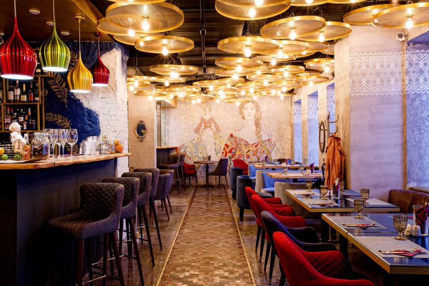 Ресторан Varvara Cafe