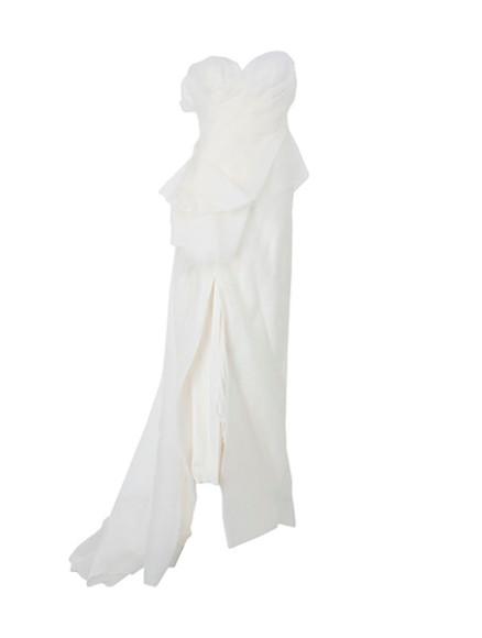 Платье Ermanno Scervino, 68 000 руб. (yoox.com)