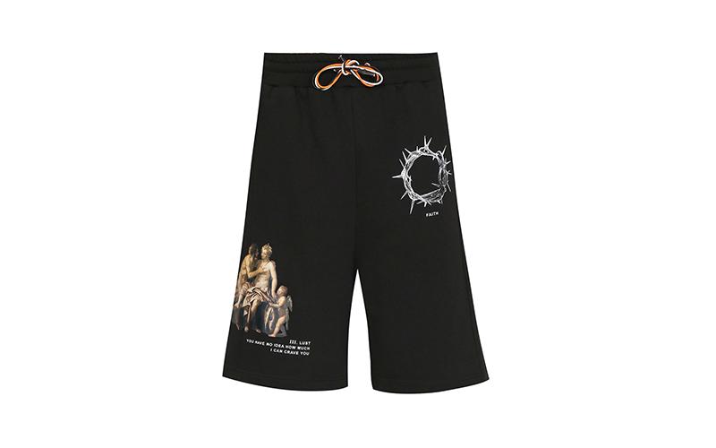 Мужские шорты I H S, 12 050 руб. с учетом скидки (Смоленский Пассаж)