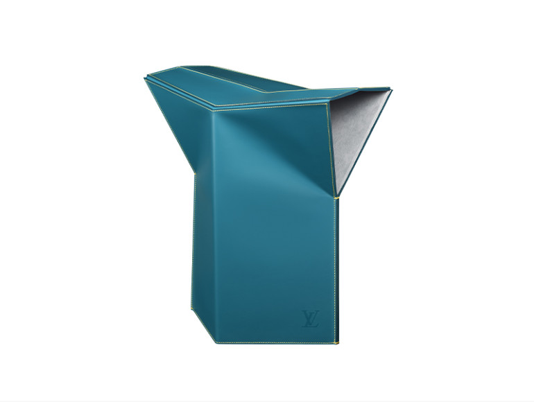 Табурет «Оригами», Atelier Oï, Louis Vuitton
