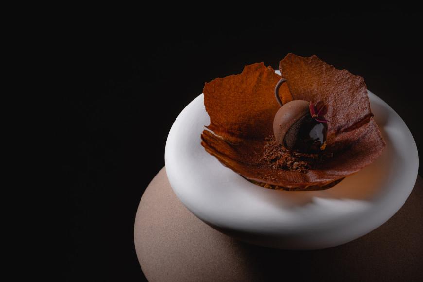 Десерт «Орех»