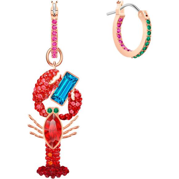 Серьги Lobster, Ocean, 5990 руб.