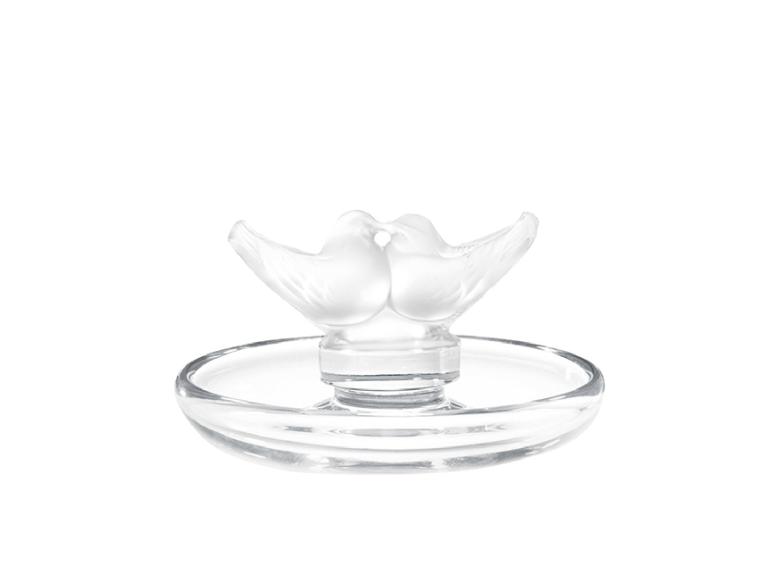 Подставка для колец Two lovebirds, Lalique, 39 950 руб. (ЦУМ)