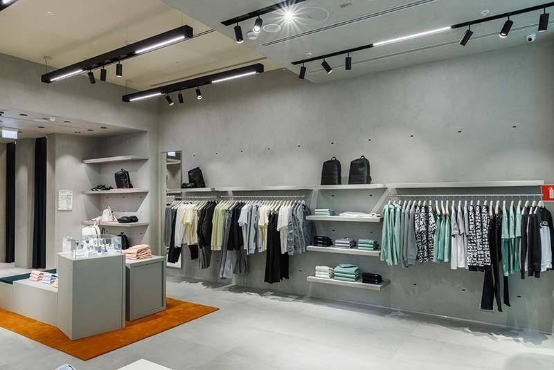 Магазин Calvin Klein в ТЦ «Метрополис»
