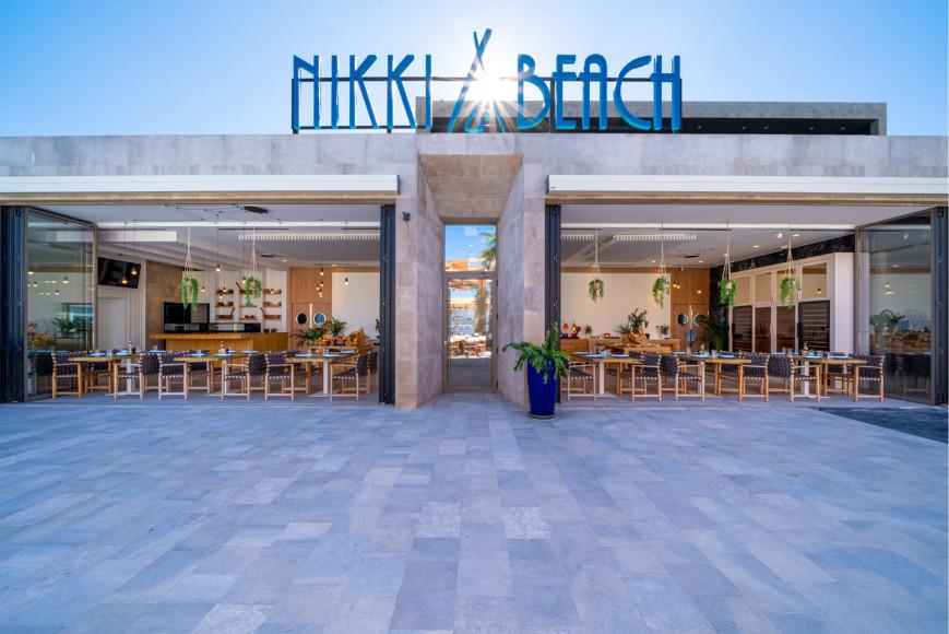 Ресторан Nikki Beach