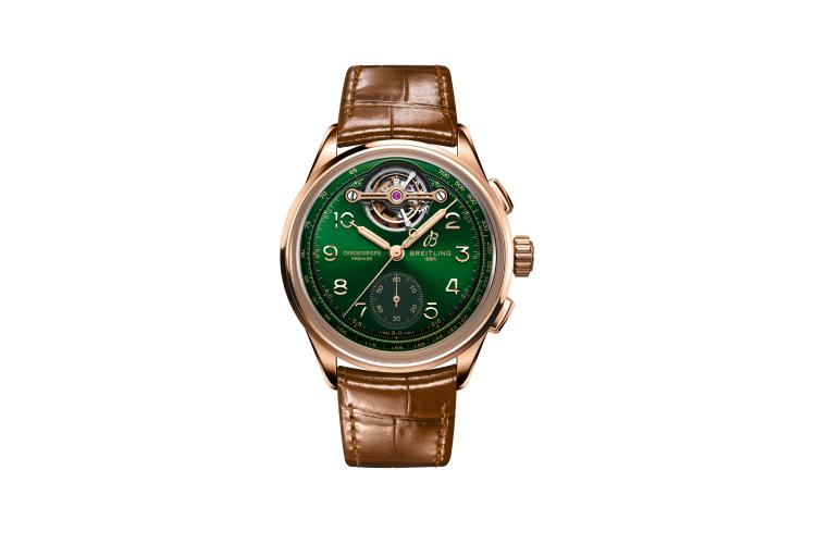 Часы Premier B21 Chronograph Tourbillon 42 Bentley Limited Edition, Breitling