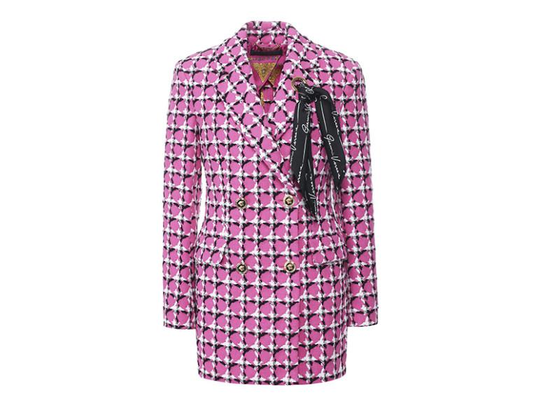Жакет Versace, 199 500 руб. (tsum.ru)