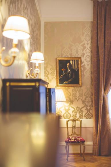 Люкс-апартаменты «Фаберже»