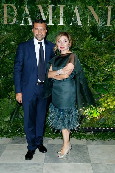 Джорджио и Сильвия Дамиани