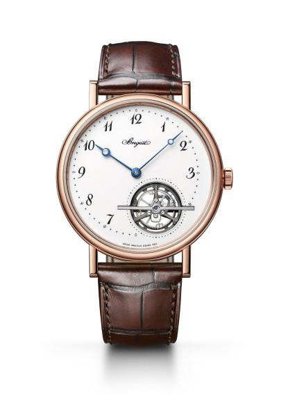 ЧасыClassique Tourbilllon Extra-Plat 5367, Breguet