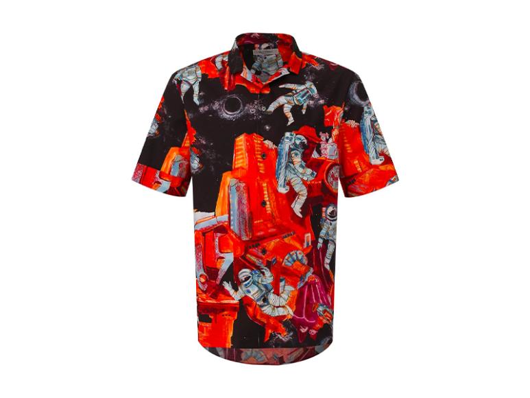 Мужская рубашка Valentino, 51 750 руб. (tsum.ru)