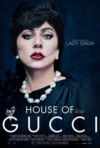 Леди Гага в образе Патриции Реджани