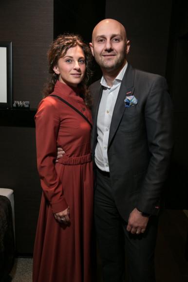 Юлия и Арам Давидян