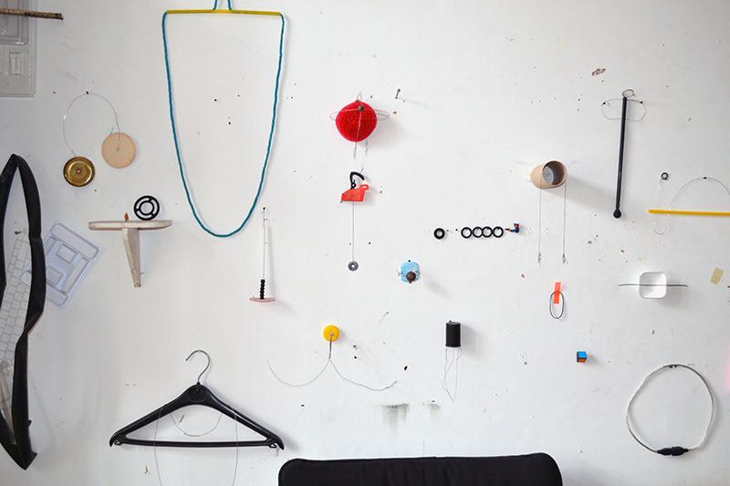 Шандор Барта (Sandor Bartha). Trifles installation, 2015