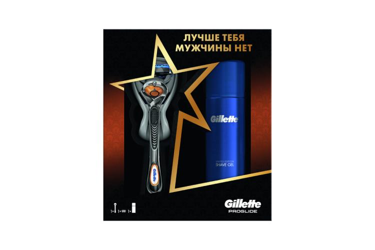 Подарочный набор Fusion Proglide,Gillette