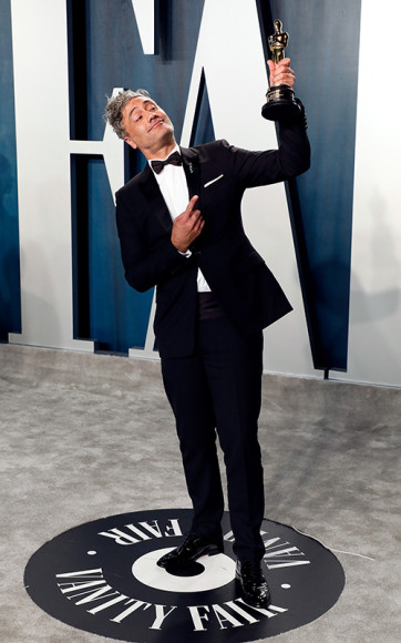 На церемонии «Оскар» в 2020 году