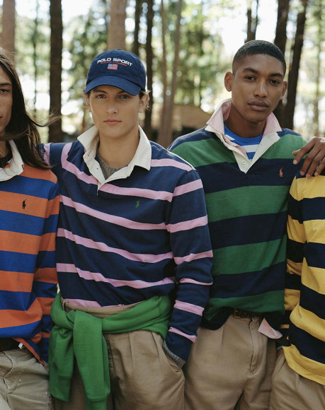 Коллекция одежды Polo Ralph Lauren