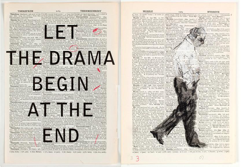 Уильям Кентридж. «Second Hand Reading», 2013 г.