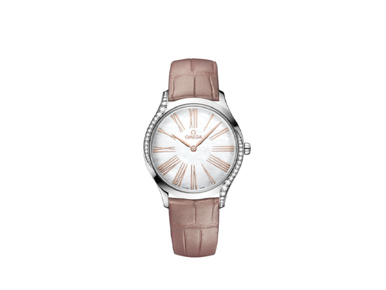 Часы De Ville Tresor Quartz 36 mm, Omega, цена по запросу (Omega)