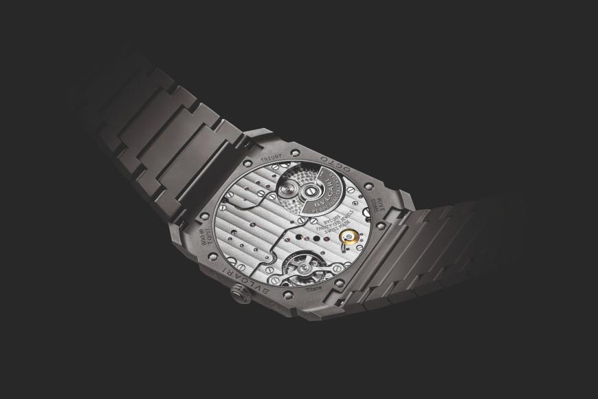 Часы Octo Finissimo Perpetual Calendar, Bvlgari