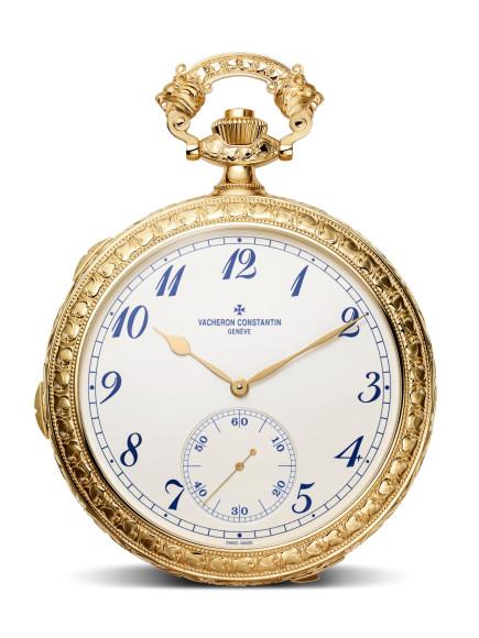Карманные часы Les Cabinotiers Westminster Sonnerie «Посвящение Яну Вермееру», Vacheron Constantin