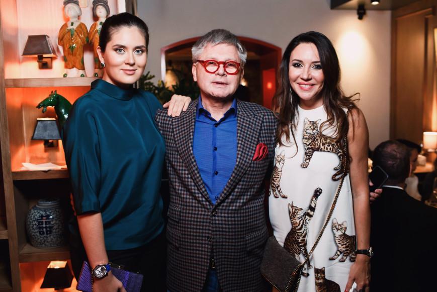 Наталия Бондаренко, Виктор Бондаренко и Ирина Чайковская