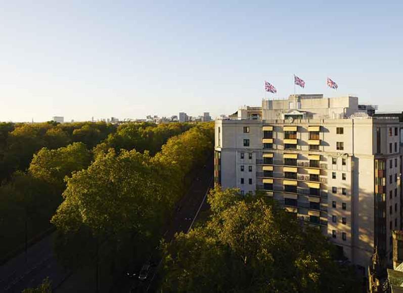 Отель The Dorchester, Лондон