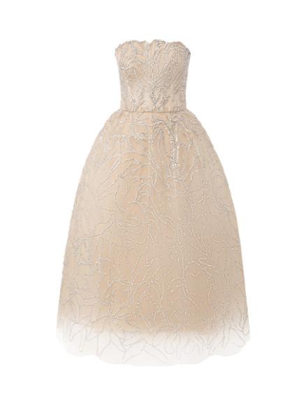 Платье Oscar de la Renta, 995 000 руб. (tsum.ru)