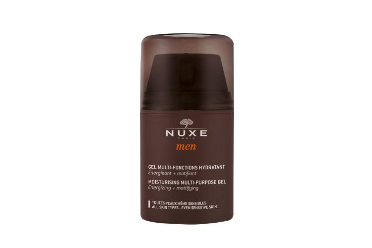 Увлажняющий гель для лица Nuxe Men, Nuxe, 2162 руб. (wildberries.ru)