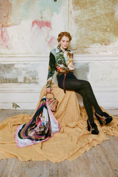 Vivienne Westwood, осень-зима 2021/22