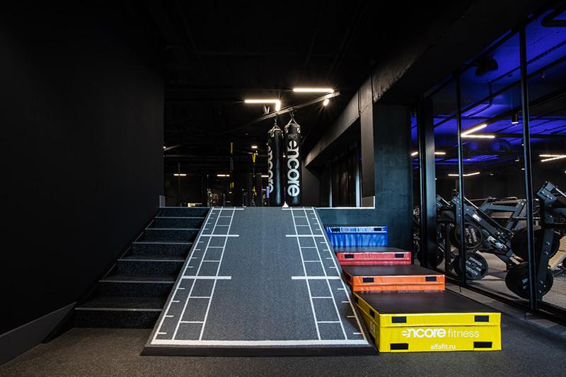 Новый клуб Encore Fitness в ЖК «Лица»