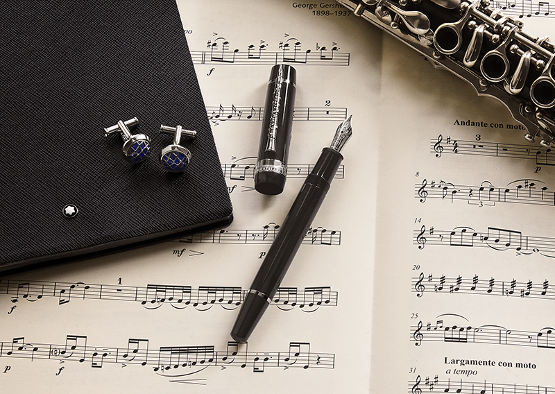 Ручка Gershwin, Montblanc