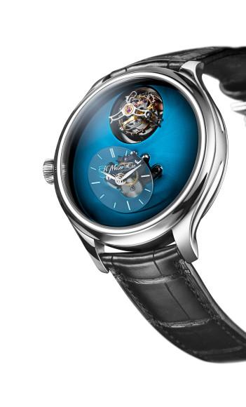 Часы Endeavour Cylindrical Tourbillon,H. Moser & Cie XMB&F