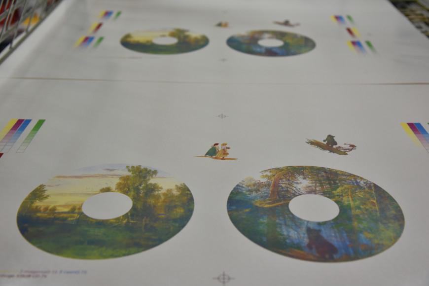 Процесс изготовления коллекции на мануфактуре Bernardaud
