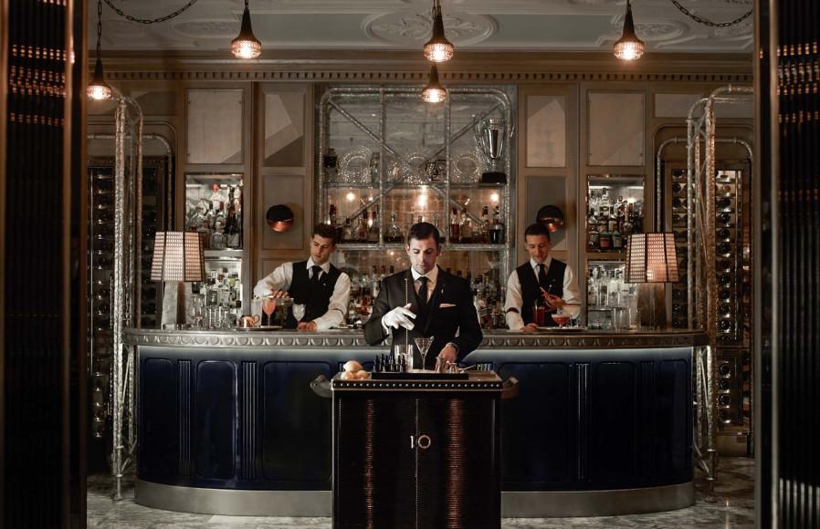 4 место: Connaught bar, Лондон