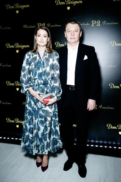 Ирина Курбатова (Arne) и Александр Таранов