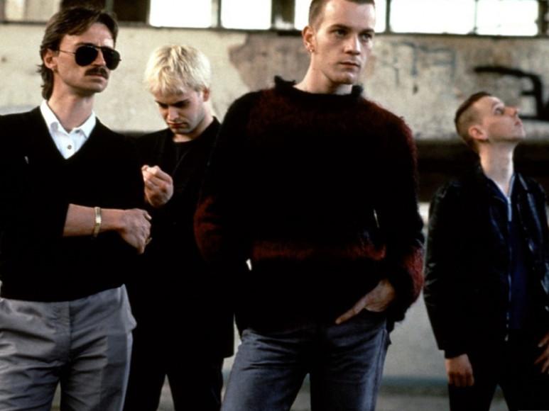 Кадр из фильма«На игле»