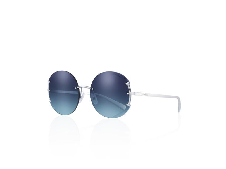 Солнцезащитные очки Tiffany & Co, цена по запросу (ЦУМ)