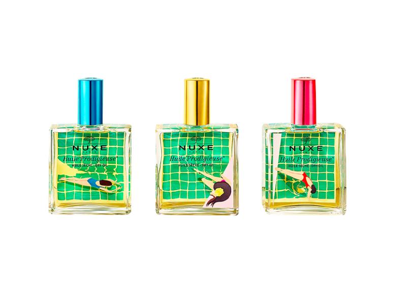 Лимитированная коллекция сухого масла Huile Prodigieuse Summer 2020, Nuxe