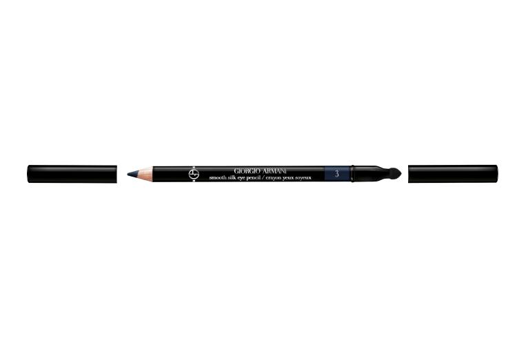 Карандаш для глаз Smooth Silk Eye Pencil, оттенок 3 Blue, Giorgio Armani