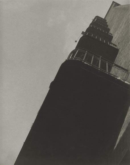 Александр Родченко. «Балконы. Угол дома», 1925