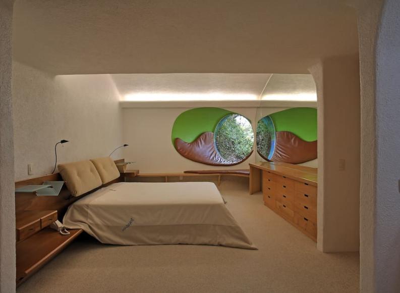 Фото: arquitectura orgánica/ javier senosiain