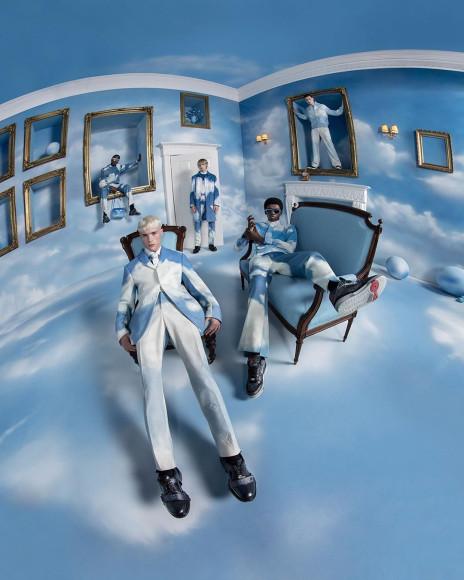 Рекламная кампания Louis Vuitton «Рай на Земле»