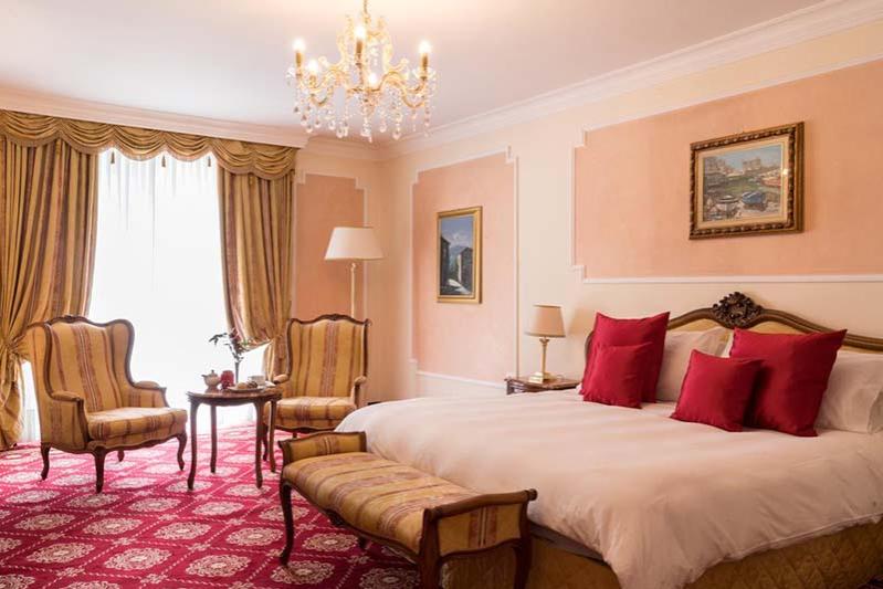 Номер Abano Grand Hotel