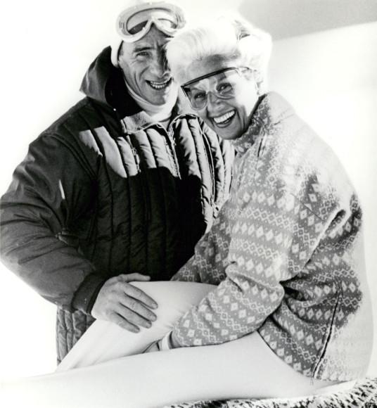 Вилли и Мария Богнер